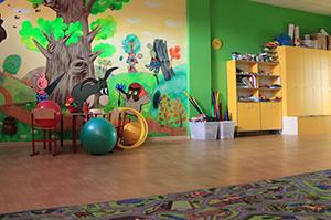 Детская комната в клубк МаксФит